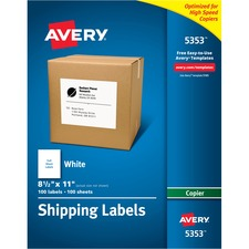 Shipping Labels for
