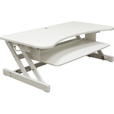 Adjustable Desk/Mon
