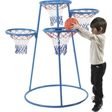 4-Hoop Basketb Stan