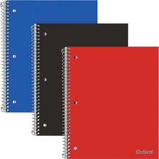 1-Subject  Notebook