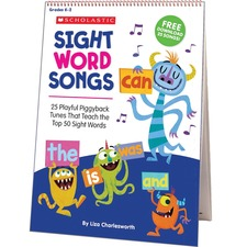 Sight Word Songs Fl