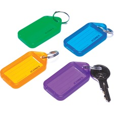 Bright Color Key Ta