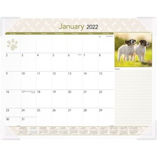 Puppies Monthly Des